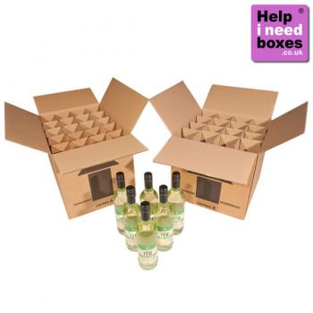 Large Wine Box