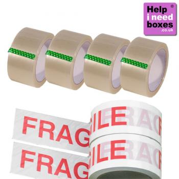 enlarged view of  Multi Pack Of Tape