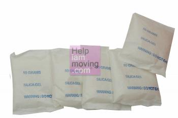 Silica Gel 50g Pack Of 5