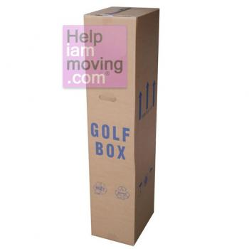 enlarged view of  Golf Club Box