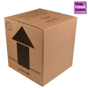 T Chest Tall Medium Boxes - 10 Pack