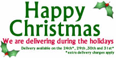 Christmas deliveries by Helpineedboxes